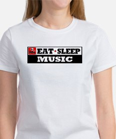 Eat Sleep Music Tee