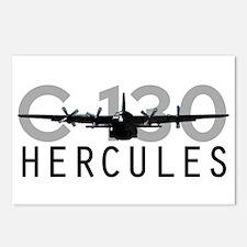 C-130 Hercules Postcards (Package of 8)