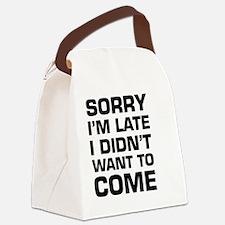 Arnold schwarzenegger Canvas Lunch Bag