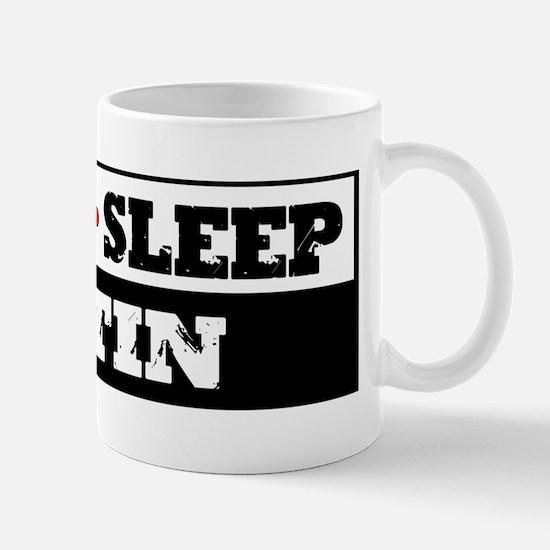 Eat Sleep Latin Mug