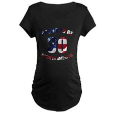 American 30th Birthday T-Shirt