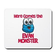 Evan Monster Mousepad