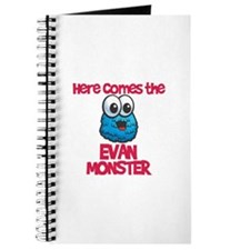 Evan Monster Journal
