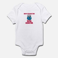 Evan Monster Infant Bodysuit
