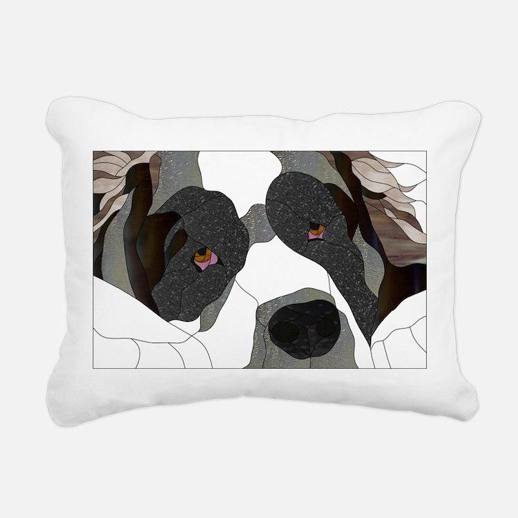 Cute St Rectangular Canvas Pillow