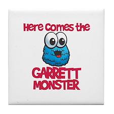 Garrett Monster Tile Coaster