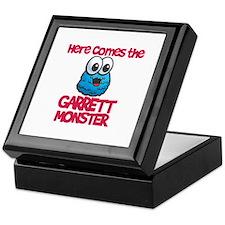 Garrett Monster Keepsake Box