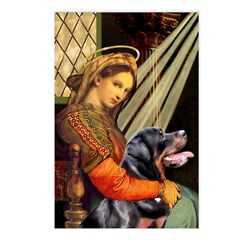 Madonna/Rottweiler Postcards (Package of 8)