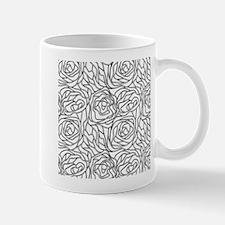 Deconstructed Rose Mugs