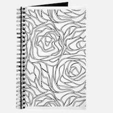 Deconstructed Rose Journal