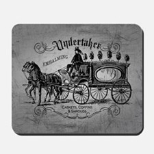 Undertaker Vintage Style Mousepad
