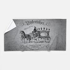 Undertaker Vintage Style Beach Towel