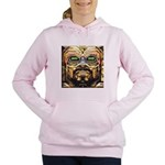 DA MAN Women's Hooded Sweatshirt
