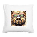 DA MAN Square Canvas Pillow