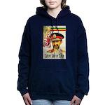 love-Jah-n-Live II.jpg Women's Hooded Sweatshirt