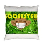 THE GREEN MONKEY.JPG Everyday Pillow