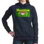 THE GREEN MONKEY.JPG Women's Hooded Sweatshirt