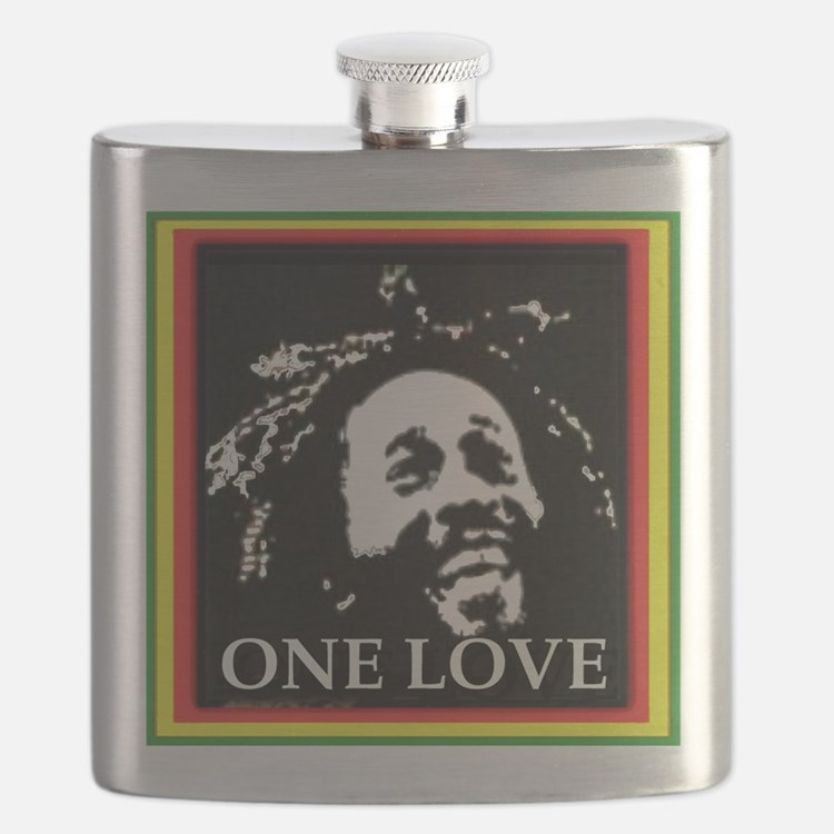 ONE LOVE II. Flask