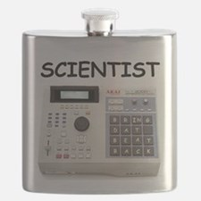 SCIENTIST. Flask