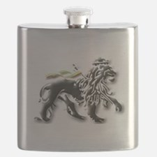 Cute Reggae Flask
