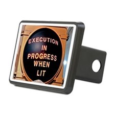 EXECUTION IN PROGRESS Hitch Cover