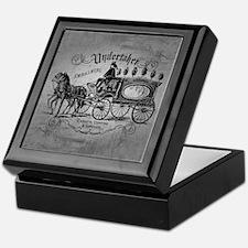 Undertaker Vintage Style Keepsake Box