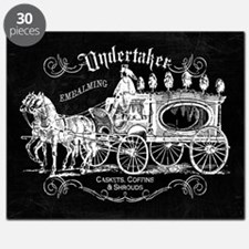 Undertaker Vintage Style Puzzle