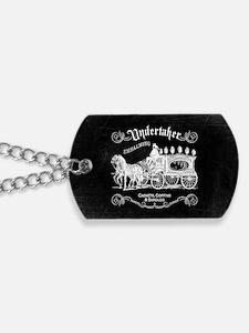 Undertaker Vintage Style Dog Tags