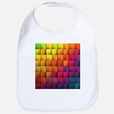 Colorblock Bib