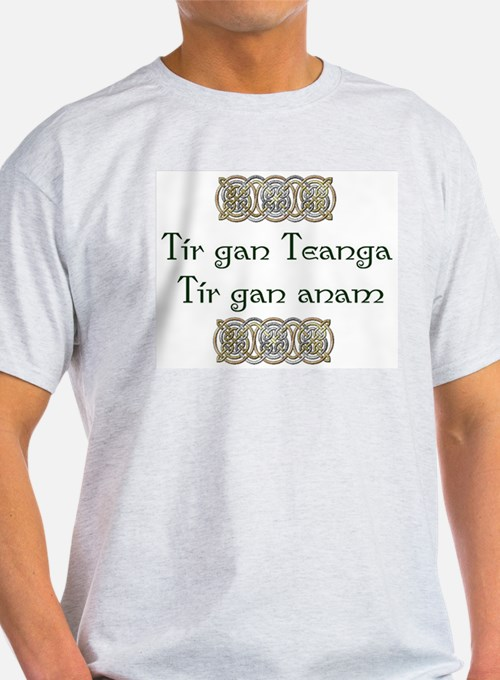 Cute Irish military T-Shirt