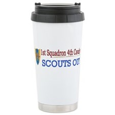 Cute Target acquisition Travel Mug
