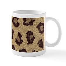 Leopard Print Mugs