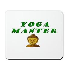 Yoga Master Mousepad
