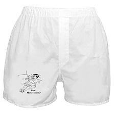 GOT MOTIVATION? Boxer Shorts