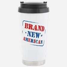 Brand New American Travel Mug