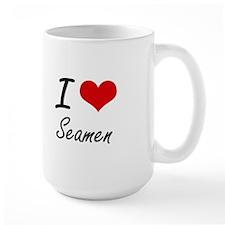 I love Seamen Mugs