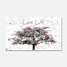 Love Life Car Magnet 20 x 12