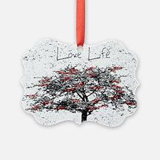 Love Life Ornament