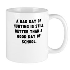 A Bad Day Of Hunting Mugs