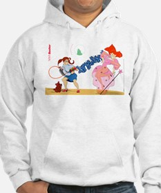 Witch Buster Jumper Hoodie