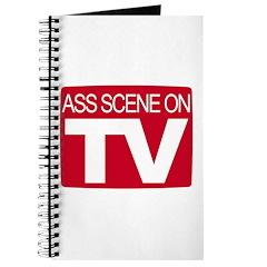 Ass Scene On TV Journal