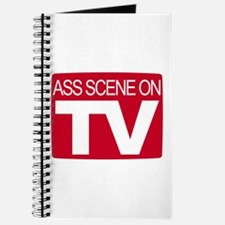 Ass Scene On TV Journal