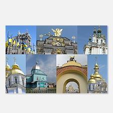 Ukraine Postcards (Package of 8)