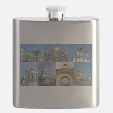 Ukraine Flask