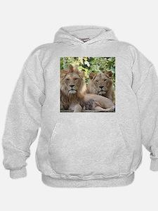 Lion20150801 Hoodie