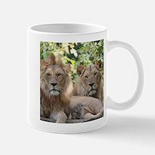 Lion20150801 Mugs