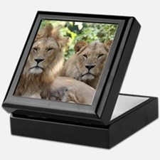 Lion20150801 Keepsake Box