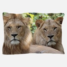 Lion20150801 Pillow Case