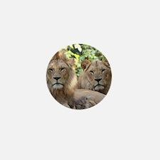 Lion20150801 Mini Button (10 pack)
