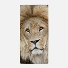 Lion20150802 Beach Towel